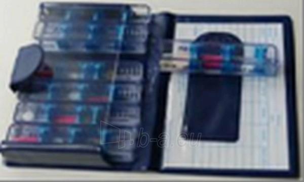 Dėžutė tabletėms savaitei Paveikslėlis 1 iš 1 250630700001