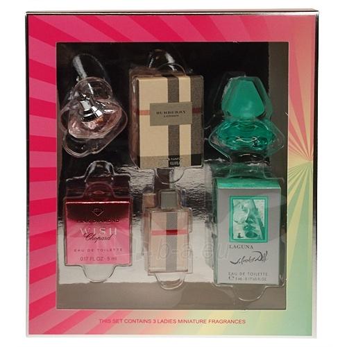 Gift set Ladies Fragrance Collection miniatures 4 Paveikslėlis 1 iš 1 2508200000006