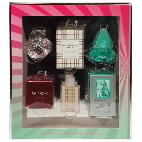 Gift set Ladies Fragrance Collection miniatures 5 Paveikslėlis 1 iš 1 2508200000007