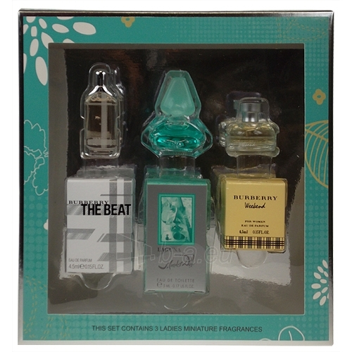 Dovanų komplekts Ladies Fragrance Collection miniatures 6 Paveikslėlis 1 iš 1 2508200000008