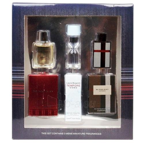 Dovanų rinkinys Ladies Fragrance Collection miniatures 8 Paveikslėlis 1 iš 1 2508200000010