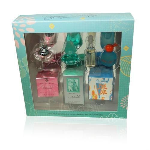 Dovanų rinkinys Ladies Fragrance Collection miniatures Paveikslėlis 1 iš 1 2508200000003