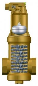Dujų atskyrėjas ZEPARO ZUV 25 G1 Paveikslėlis 3 iš 4 270380000071