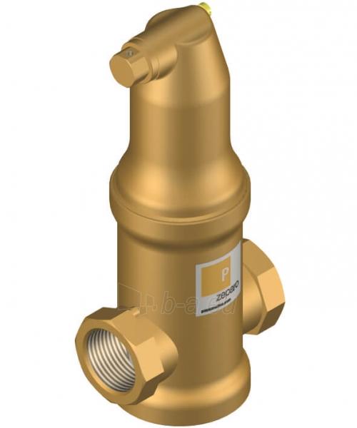 Dujų atskyrėjas ZEPARO ZUV 25 G1 Paveikslėlis 1 iš 4 270380000071