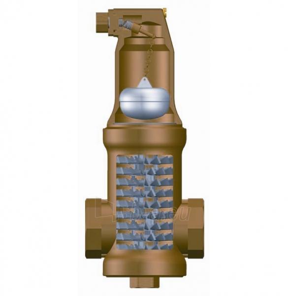 Dujų atskyrėjas ZEPARO ZUV 25 G1 Paveikslėlis 4 iš 4 270380000071