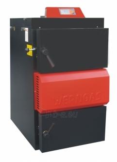 Dujų generacinis kieto kuro katilas WERNGAS 40S (8-41 kW) D.P. AK3000 Paveikslėlis 1 iš 1 271322000284