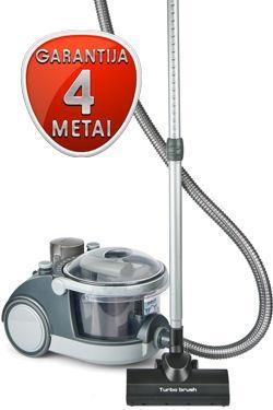 Vacuum cleaner su vandens filtru ARNICA BORA 5000 Paveikslėlis 1 iš 4 250120100312