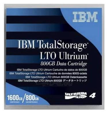 Duomenų laikmenos IBM LTO4 TAPE 800/1600GB Paveikslėlis 1 iš 1 250256800023