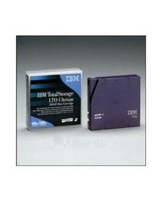Duomenų laikmenos IBM ULTRIUM/LTO2 200/400GB Paveikslėlis 1 iš 1 250256800019