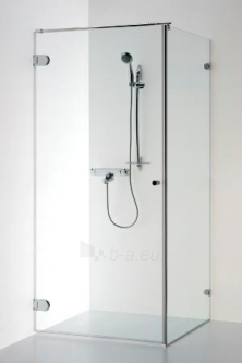 Shower enclosures NORA 900x900x1900 brown glass Paveikslėlis 1 iš 1 270730000359