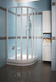 Shower enclosures Ravak SKKP6-80   Grape white Paveikslėlis 1 iš 3 270730000298