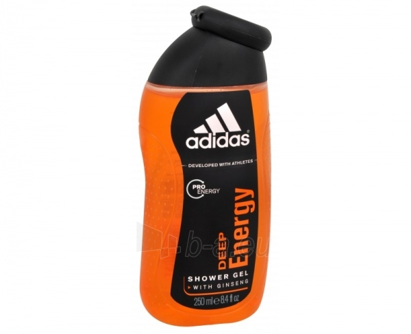 Shower gel Adidas Deep Energy Shower gel 250ml Paveikslėlis 1 iš 1 2508950000515
