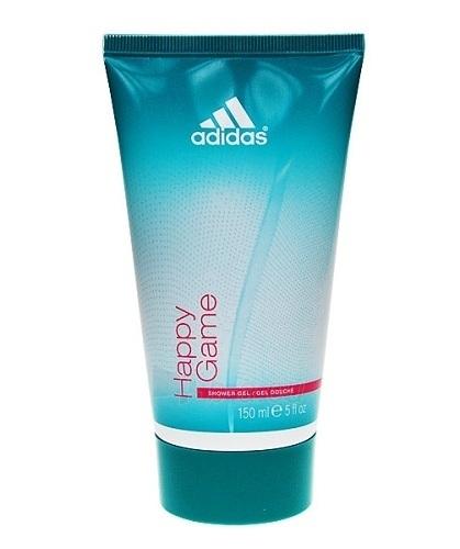 Shower gel Adidas Happy Game Shower gel 150ml Paveikslėlis 1 iš 1 2508950000521