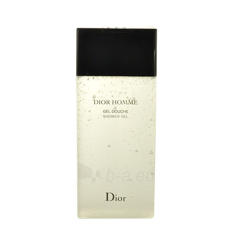 Shower gel Christian Dior Homme Shower gel 150ml Paveikslėlis 1 iš 1 2508950000132