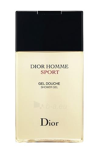 Dušo želė Christian Dior Homme Sport 2012 Shower gel 150ml Paveikslėlis 1 iš 1 2508950000133