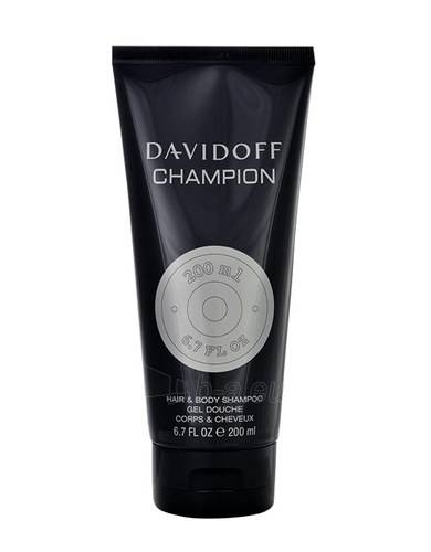 Shower gel Davidoff Champion Shower gel 200ml Paveikslėlis 1 iš 1 2508950000147
