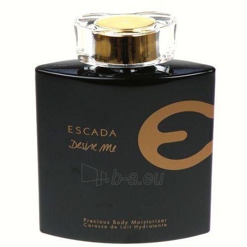 Shower gel Escada Desire Me Shower gel 200ml Paveikslėlis 1 iš 1 2508950000186