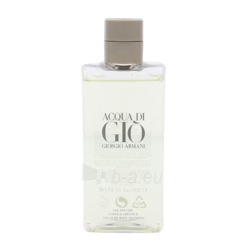 Dušas želeja Giorgio Armani Acqua di Gio 200ml Paveikslėlis 1 iš 1 2508950000213