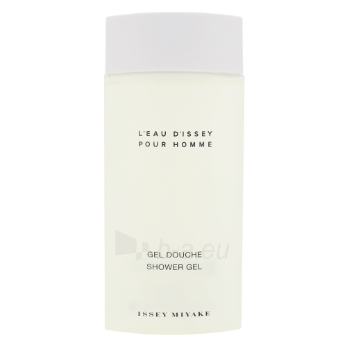 Shower gel Issey Miyake L´Eau D´Issey Shower gel 200ml. Paveikslėlis 1 iš 1 2508950000287