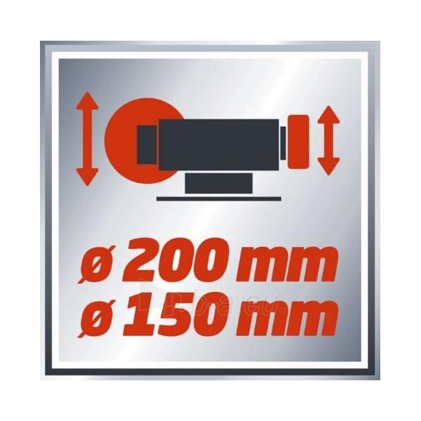 Dvigubas diskinis galąstuvas BT-WD 150/200 Paveikslėlis 5 iš 15 225211500005