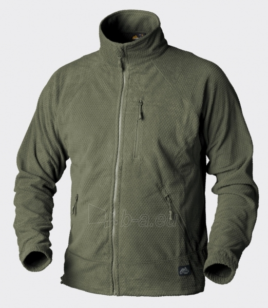 Džemperis Alpha Grid Fleece oliv HELIKON BL-ALP-FG-02 Paveikslėlis 1 iš 1 251510300030