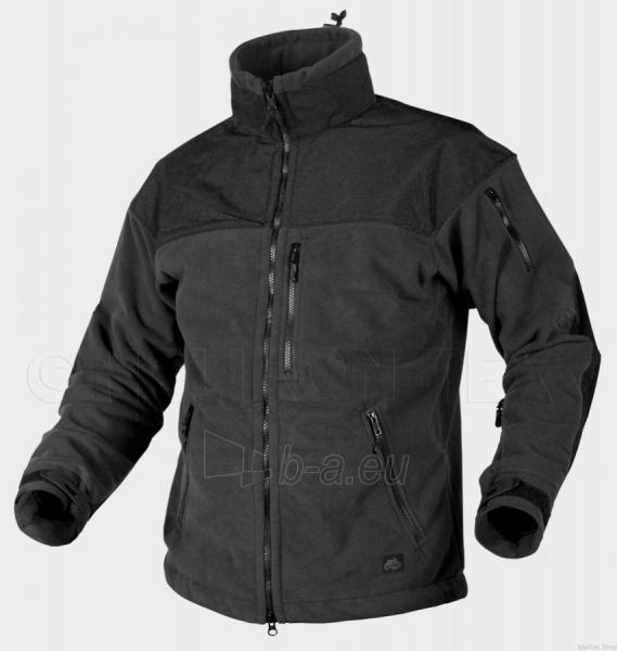 Džemperis vyriškas Windstopper - Helikon juodas Paveikslėlis 1 iš 1 251510300021