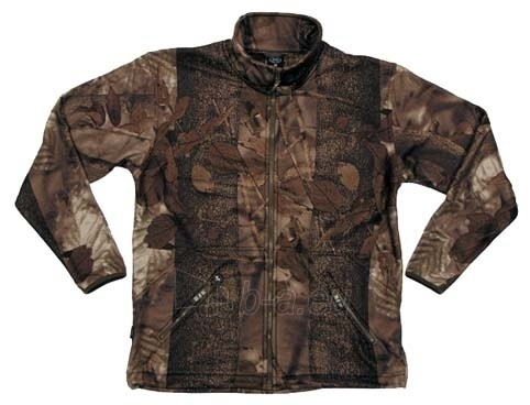 Džemperis vyriškas šiltas AMBER HUNTER miško lapų kamufliažas Paveikslėlis 1 iš 1 251510300016
