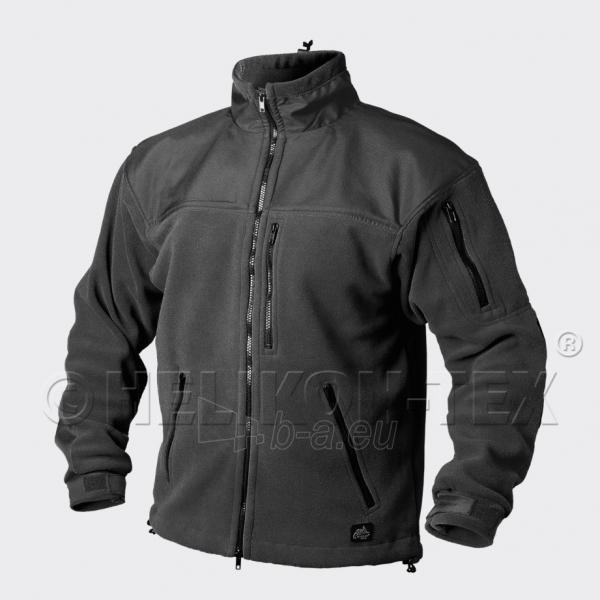 Džemperis vyriškas šiltas juodas Helikon Classic Army Paveikslėlis 1 iš 1 251510300012