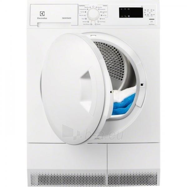 Džiovyklė Electrolux EDH3284PDW Paveikslėlis 1 iš 1 250112000058