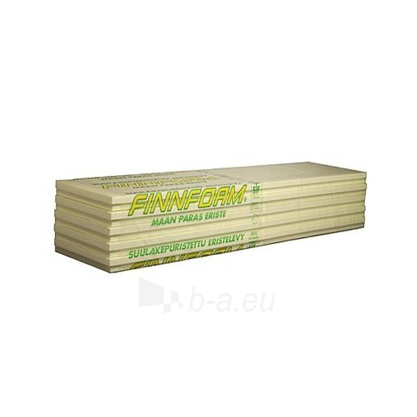 Ekstruzinis polistirolas Finnfoam FI-300 1250x600x100 Paveikslėlis 1 iš 2 237221000033