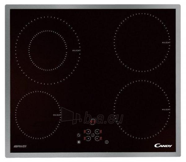 Elektrinė Cooktop Candy PVD 642/1 X Paveikslėlis 1 iš 1 250134000430