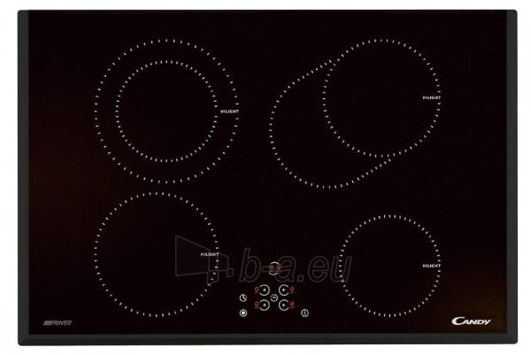 Elektrinė Cooktop Candy PVD 742/1 N Paveikslėlis 1 iš 1 250134000432