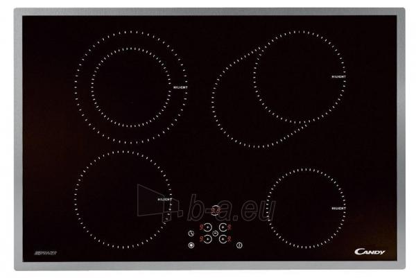 Elektrinė Cooktop Candy PVD 742/1 X Paveikslėlis 1 iš 1 250134000433