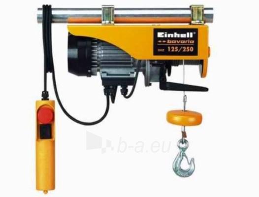 Elektrinis pakėlėjas BT-EH 250 Paveikslėlis 1 iš 1 225220000011