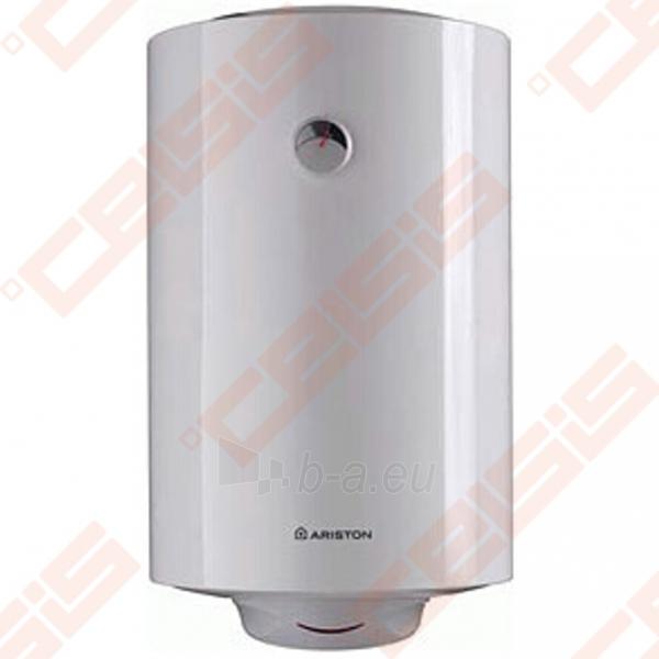 Elektrinis vandens šildytuvas Ariston BLU R 100 V 1,8K PL Paveikslėlis 1 iš 3 271410000109