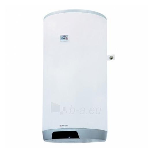 Elektrinis vertikalus tūrinis vandens šildytuvas DRAŽICE OKCE 180 Paveikslėlis 2 iš 2 271410000039