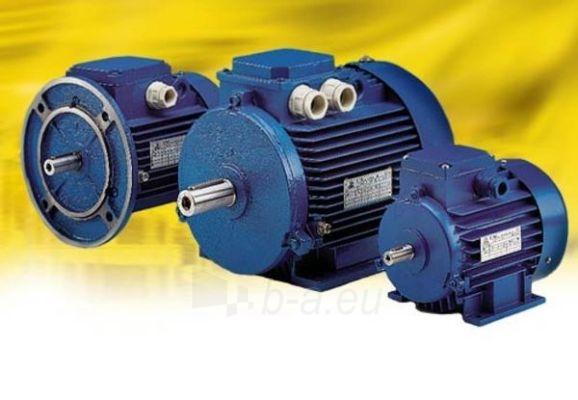 Elektros variklis 0,55/6/B3 Paveikslėlis 1 iš 1 222711000057