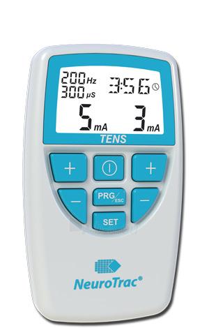 Elektrostimuliacijos aparatas NeuroTrac TENS Paveikslėlis 1 iš 1 250610100001