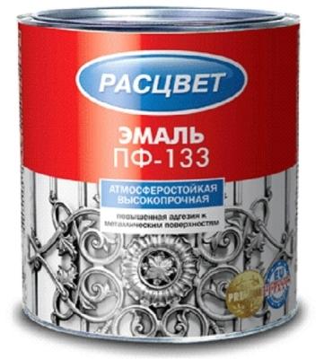 Emalis PF-133 sidabrinis 0,8kg Paveikslėlis 1 iš 1 236520000696