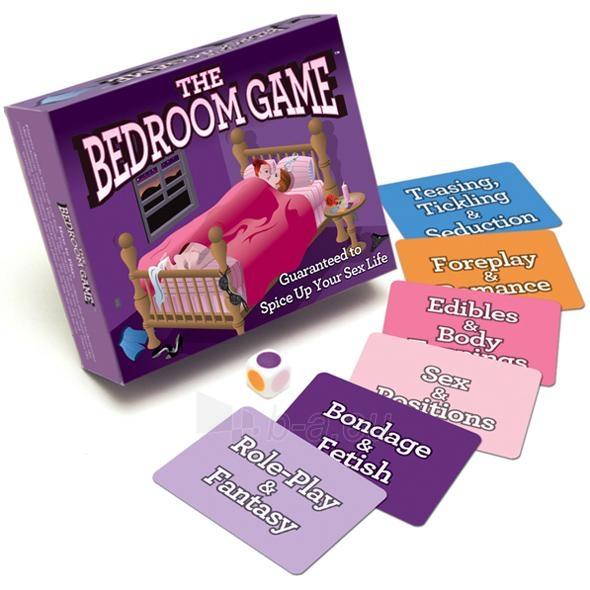 Erotinis miegamojo žaidimas Paveikslėlis 1 iš 1 2514153000001
