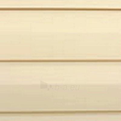 Fasado apkala, plast., rausvos spalvos 250x3850 mm Paveikslėlis 1 iš 2 237714000400