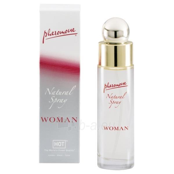 Pheromones Hot Woman natural spray 45 ml Paveikslėlis 1 iš 1 2514110000006