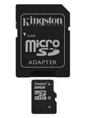 Flash 32GB MICROSDHC CLASS 10 FLASH CARD Paveikslėlis 1 iš 1 250255120259