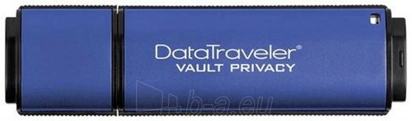 Flash 8GB DT VAULT PRIVACY W/256BIT Paveikslėlis 1 iš 1 250255120327