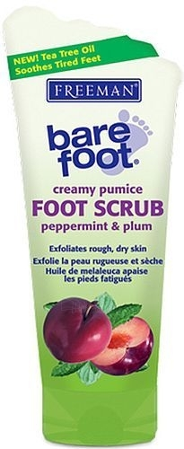 Freeman Foot Scrub Pepermint-Plum Cosmetic 30ml Paveikslėlis 1 iš 1 250850500005