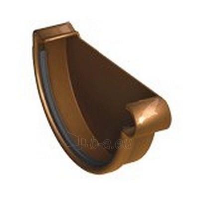 GALECO latako dangtelis (dešininis) 110 mm (rudas) Paveikslėlis 1 iš 1 237520600131
