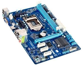 GIGABYTE S1155 H61 DDR3 USB2 HDMI MATX Paveikslėlis 1 iš 1 250255050569