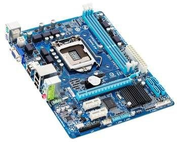 GIGABYTE S1155 H61 DDR3 USB2 SATA2 BULK. Paveikslėlis 1 iš 1 250255050572