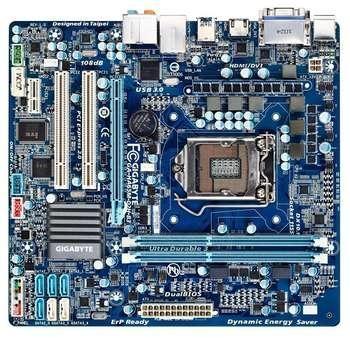 GIGABYTE S1155 H61 DDR3 USB3 SATA6 MATX Paveikslėlis 1 iš 1 250255050575