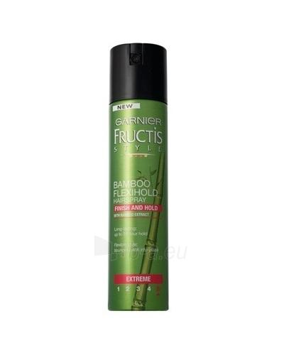 Garnier Fructis Stylle Bamboo Flexihold Hairspray Cosmetic 75ml Paveikslėlis 1 iš 1 250832500184